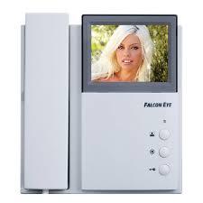 """Купить <b>Видеодомофон FALCON EYE</b> FE-4CHP2, дисплей 4"""" TFT ..."""