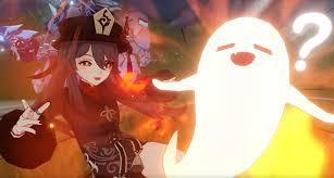 Девушка и привидение – новый трейлер <b>Genshin Impact</b> ...