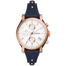 Часы <b>Женские</b> наручные <b>часы Fossil ES3838</b> с хронографом в ...