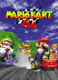 <b>Mario Kart 64</b> - Twitch