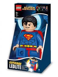 Игрушка-минифигура-<b>фонарь LEGO DC Super</b> Heroes Lego ...