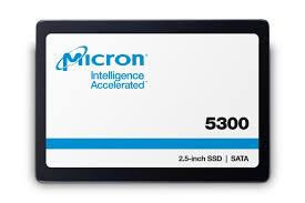 Buy <b>Micron 5300 MAX</b> SSD <b>960GB</b> (MTFDDAK960TDT-1AW1ZABYY)