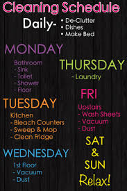 best ideas about house cleaning lists household awesome