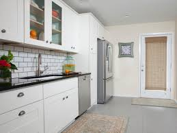 Grey Stained Kitchen Cabinets Staining Kitchen Cabinets Pictures Ideas Tips From Hgtv Hgtv
