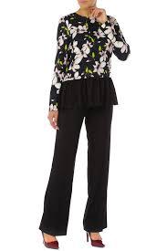 <b>Костюм</b>: <b>блуза</b>, <b>брюки Adzhedo</b> (Аджедо) арт 8608 ...
