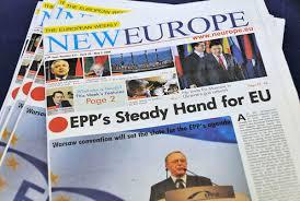 <b>New Europe</b> (newspaper) - Wikipedia