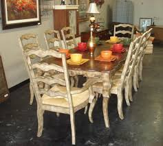 Country Style Dining Room Tables White French Country Dining Room Furniture Masculine Home