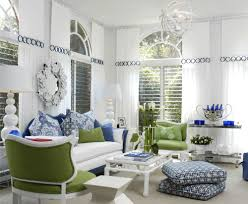 room cute blue ideas:  brilliant blue and white living rooms  upon home remodeling ideas with blue and white living