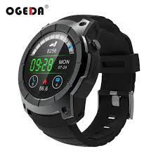 2019 <b>OGEDA</b> Fitness watch Men GPS <b>Smart Watch</b> 2018 <b>Sport</b> ...