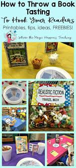 best ideas about types of motivation d how to throw a book tasting for 2nd graders