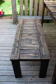 diy pallet patio furniture oak  ideas about wooden pallet furniture on pinterest wood bench designs p
