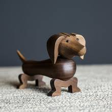 Wholesale teckel sausage dogs wooden puppies dackel home <b>car</b> ...