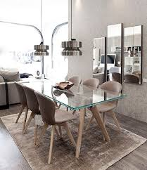 kitchen table sets bo: boconcept notting hill showroom monza table with supplementary tabletops adelaide chairs