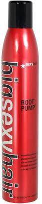 <b>Мусс</b>-<b>спрей для объема</b> - SexyHair BigSexyHair Root Pump Spray ...