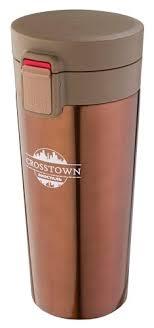 Купить <b>Термокружка Biostal</b> Crosstown NMT-400 (<b>0.4 л</b>) бронза по ...