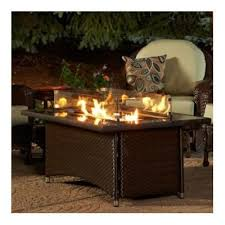 coffee table fire pit revealing