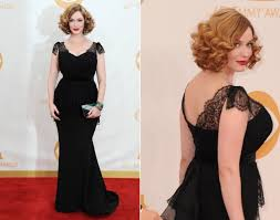 Christina Hendricks, 2013 Emmy