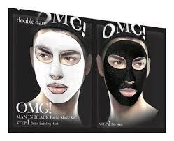 Купить <b>маска для лица двухкомпонентная</b> Man In Black Facial ...