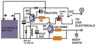 simple car circuit breaker schematic diagram   circuit wiring diagramssimple car circuit breaker schematic