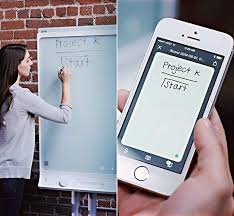 The <b>SMART kapp 42</b> Dry-Erase Board ($900) is to whiteboards what ...