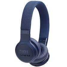 Купить <b>Наушники</b> Bluetooth <b>JBL Live</b> 400BT Blue в каталоге ...