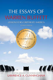 buy the essays of warren buffett lessons for corporate america buy the essays of warren buffett lessons for corporate america book online at low prices in the essays of warren buffett lessons for corporate