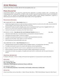 special education teacher resume templates template special education teacher sample resume