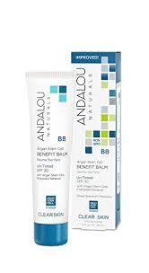 Andalou Naturals Argan Stem Cell BB Benefit Balm ... - Amazon.com