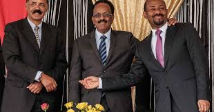 The tripartite alliance destabilising the Horn of Africa | Abiy Ahmed ...