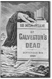 Galveston storm 1900