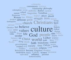culture essay christians and culture  the pietist schoolman cwc synthesizing essay word cloud