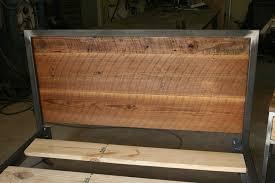 wood metal bedroom furniture prepossessing