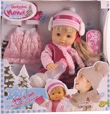 "<b>Кукла</b> ""<b>Dimian</b> Bambolina <b>Nena</b>"" зимняя версия"