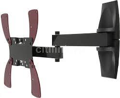 Купить <b>Кронштейн для</b> телевизора <b>Holder LCDS</b>-<b>5046</b> черный 22 ...