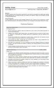 nursing resume sample resume lpn nursing resume rn sles exles charge