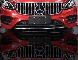 <b>Решетка радиатора GT</b>-R Mercedes-Benz E W213 / S213 ...