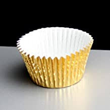 Gold - Cupcake Wrappers / Baking Tools ... - Amazon.co.uk