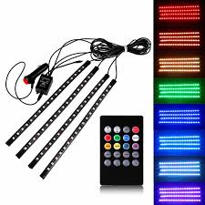Detail Feedback Questions about <b>New 4Pcs 12V</b> 9.24W Multi color ...