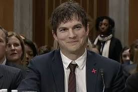 Image result for Actor Ashton Kutcher Is Trying to End Modern-Day Slavery