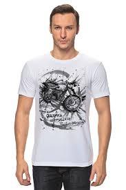 <b>Футболка классическая ошурки</b> шурушки custom moscow #2145064