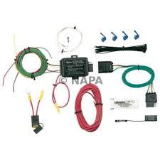 trailer wiring harness tow vehicle semi custom bk 7551596 home trailer wiring harness tow vehicle semi custom