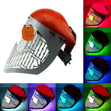 ALLnew 7Color In1 JMF <b>PDT</b> Photon <b>LED Light Skin</b> Rejuvenation ...