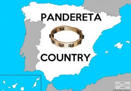 Pandereta country