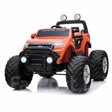 <b>DAKE электромобиль</b> детский <b>FORD Ranger</b> Monster Truck ...