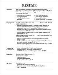 Breakupus Mesmerizing Simple Resume Format Examples Html Biodata     Break Up