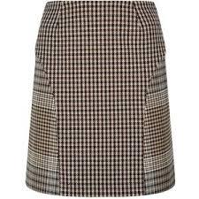 Maje Houndstooth Tweed <b>Skirt</b> | Модные <b>юбки</b>, <b>Юбка</b>