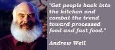 Dr. Andrew Weil on Pinterest | Food Pyramid, Curried Cauliflower ...