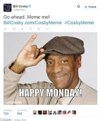 Bill Cosby's ill-judged meme generator stunt quickly backfires ... via Relatably.com