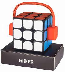 Купить интерактивный кубик-рубика <b>Xiaomi Giiker Metering</b> Super ...