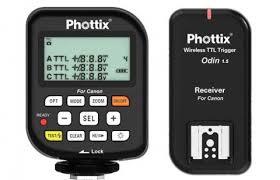 <b>Phottix Odin</b> (89060) комплект радиосинхронизаторов TTL для ...
